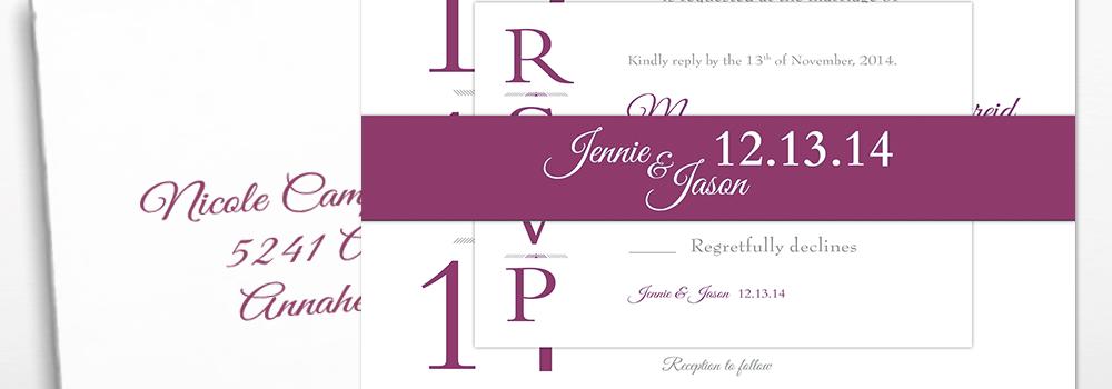 Bold Type – Wine & White : Jennie