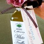 Custom Tag for Olive Oil Bottles